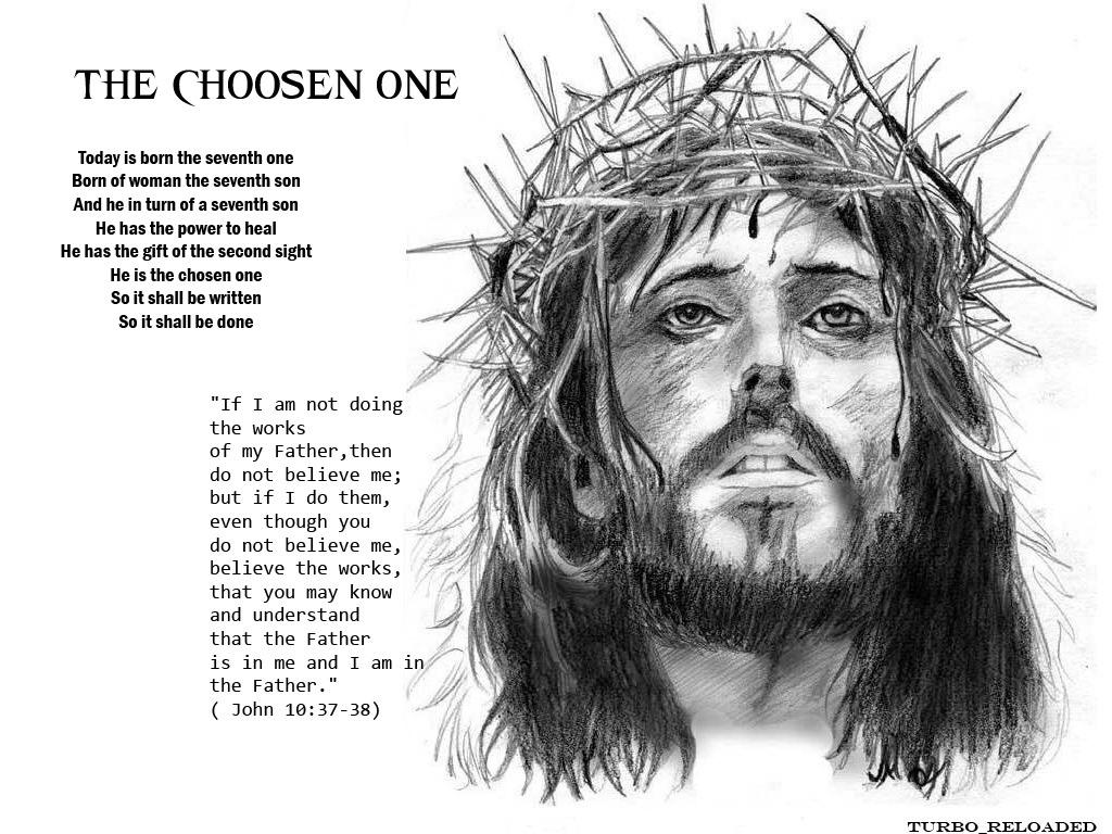 Black Jesus Christ Desktop